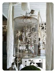 Shabby Chic Bird Cages by 132 Best Bird Cages Images On Pinterest Bird Houses Vintage