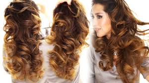 2 ways to lazy heatless curls using a bun overnight waves