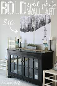 Dining Room Wall Art Ideas 211 Best Diy Wall Decor Images On Pinterest Diy Home And Crafts