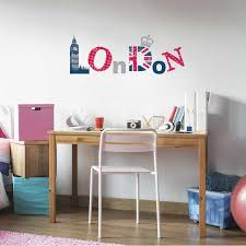 image chambre ado fille sticker mural girly motif ado fille pour chambre ado fille