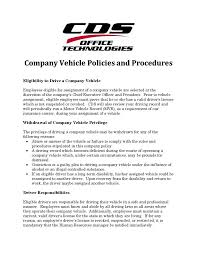 10 sample company policy templates free u0026 premium templates