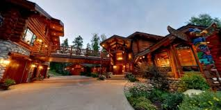 Luxury Cabin Homes Luxury Log Cabin Homes For Sale Nucleus Home
