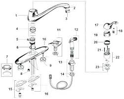 pfister kitchen faucet parts pfister faucet reviews faucet kitchen single handle kitchen faucet f