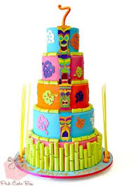 tiki birthday cake birthday cakes birthday cakes cake and