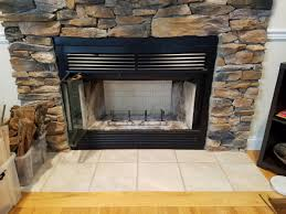 ideas for raised insert install in a pre fab heatilator hearth