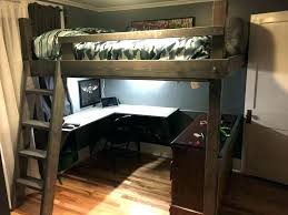 cheap bunk beds with desk bunk beds with desk underneath www syokugyo info