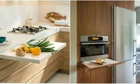 plan de travail escamotable cuisine table de cuisine escamotable sous plan de travail gallery of