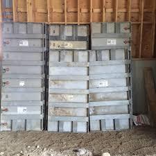 used aluminum concrete basement forms precise forms inc