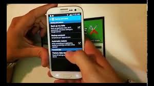 reset samsung s3 how to reset samsung galaxy s3 hard reset and soft reset youtube