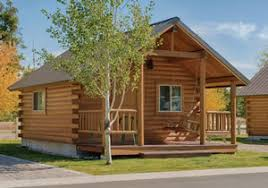 cabin styles cing cabin yellowstone grizzly rv park and cabins