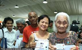 senior citizens gifts news senior citizens in taguig to get more gifts next year