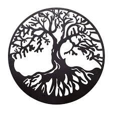 bayaccents tree of life metal wall décor reviews wayfair ca