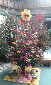 theme tree 65 out of the box christmas tree themes you must check out