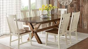 affordable standard height dining room sets rooms to go furniture