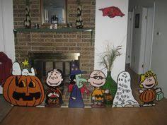 great pumpkin yard 3pc peanuts linus the great