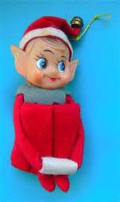 on the shelf doll vintage felt christmas elves on a shelf carol aebersold