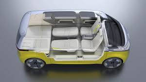 vw minivan vw u0027s electric microbus is coming in 2022