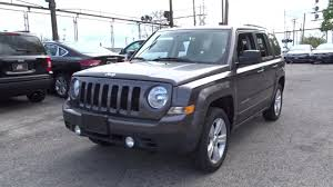 used one owner 2016 jeep patriot latitude chicago il south