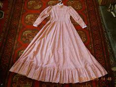 vintage laura ashley 1970 u0027s prairie dress uk size 12 modern