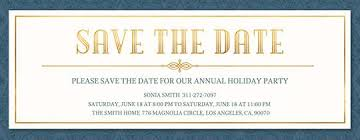 online save the date save the date birthday free online invitations