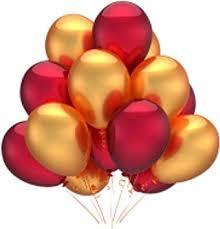 gold balloons hk balloons hk0216 metallic gold pack of 50 birthday