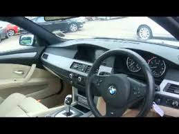 2008 bmw 523i 2008 bmw 523i m sport 2 5 blue for sale in hshire