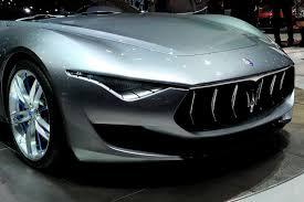 maserati alfieri interior maserati alfieri coupe front end live nickcars com