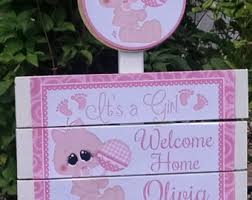 welcome home baby shower welcome home baby etsy