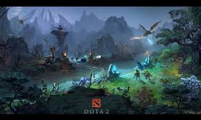 online shop home decoration game poster print dota 2 posters wall