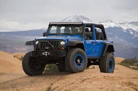 moab jeep safari testing jeep u0027s prototypes at the easter jeep safari la times