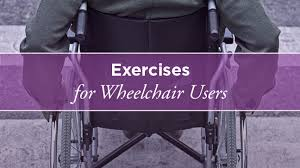 Chair Resistance Band Exercises Wheelchair Exercises A Routine For Strength