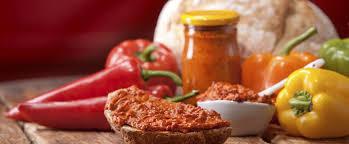 cuisine des balkans l ajvar le caviar des balkans hajde