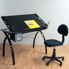Studio Designs Drafting Tables Offex Office Ultima Fold A Way Drafting Table With Tray Black Base