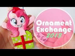 pinkie ornament