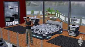 amazon com the sims 3 high end loft stuff win mac pc video games