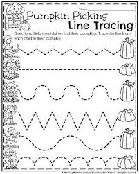 october preschool worksheets worksheets and activities