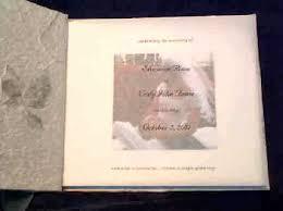personalized scrapbooks thepetalpress handmade wedding book customized scrapbooks