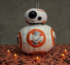 Small Pumpkins Decorating Ideas Bb 8 Pumpkin Disney Family