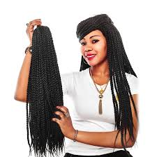 what kind hair use boxbraids braid extensions review 10 crochet braids box braids for badass