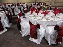 damask wedding decor set the mood decor