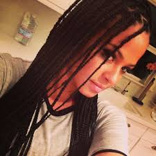 hair braiding got hispanucs christina milian tweets pics of her new box braids the style