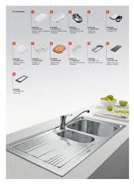 catalogo franke lavelli accessori cestelli taglieri per lavelli franke pdf flipbook