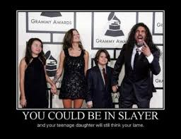 Heavy Metal Meme - the daugther of tom araya heavy metal know your meme