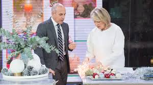 Martha Stewart Home Decorating Martha Stewart Shares Holiday Diys On Today Show Today Com