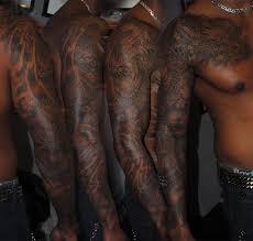 74 best skin tattoos images on black