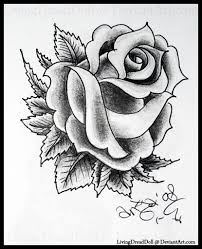 Rose Flower Design 20 Best Fl0w R Dr W N6 Images On Pinterest Draw Drawing Ideas