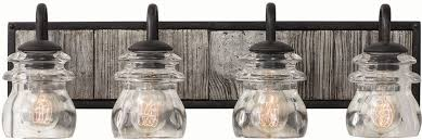 Astonishing Black Bathroom Vanity Light  Design  Black Finish - Bathroom vanity light with shades