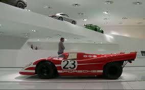 porsche museum feature flick inside the official porsche museum