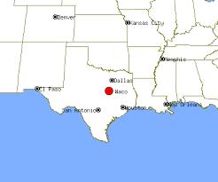map waco waco tx map my