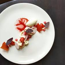 dressage en cuisine pin by mina on food gourmet plated desserts and